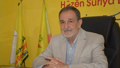 Photo of A conversation with Syrian Democratic Council co-chair Riad Darar