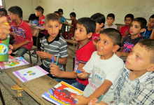 Photo of A 'generation of illiteracy' as northwest Syria's children driven into displacement