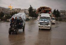 Photo of حكاية النزوح من إدلب إلى ريف حلب الشمالي