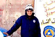 "Photo of متطوعة في ""الخوذ البيضاء"" حاصلة على جائزة غاندي للسلام: عملنا ليس وظيفة تنتهي في وقت ما"
