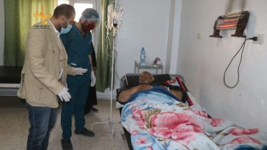 Photo of Poor medical preparations raise alarm over COVID-19 outbreak in northeast Syria
