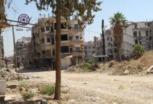 Photo of حرستا.. لعنة الحرب والحياة تسجن السكان ضمن بيئة مهدمة