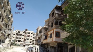 "Photo of Cities of Rubble: Decision to Renovate Harasta Houses ""Suspended"""